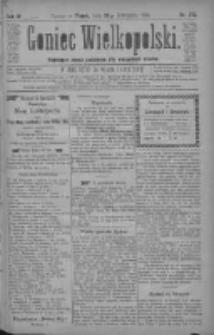 Goniec Wielkopolski: najtańsze pismo codzienne dla wszystkich stanów 1880.11.26 R.4 Nr272