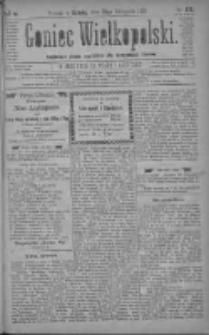 Goniec Wielkopolski: najtańsze pismo codzienne dla wszystkich stanów 1880.11.27R.4 Nr273