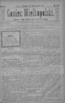 Goniec Wielkopolski: najtańsze pismo codzienne dla wszystkich stanów 1880.12.04 R.4 Nr279