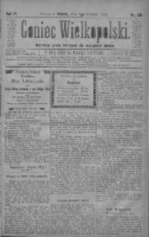 Goniec Wielkopolski: najtańsze pismo codzienne dla wszystkich stanów 1880.12.07 R.4 Nr281