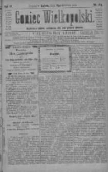 Goniec Wielkopolski: najtańsze pismo codzienne dla wszystkich stanów 1880.12.11 R.4 Nr284