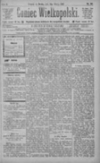 Goniec Wielkopolski: najtańsze pismo codzienne dla wszystkich stanów 1886.03.03 R.10 Nr50