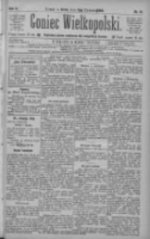 Goniec Wielkopolski: najtańsze pismo codzienne dla wszystkich stanów 1886.04.21 R.10 Nr91