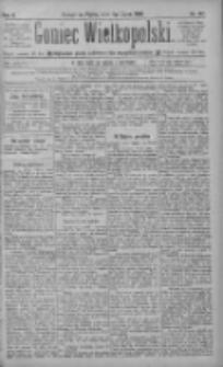 Goniec Wielkopolski: najtańsze pismo codzienne dla wszystkich stanów 1886.07.02 R.10 Nr147