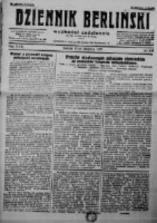 Dziennik Berliński. 1927 R.31 nr194