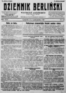 Dziennik Berliński. 1927 R.31 nr234