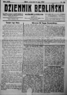 Dziennik Berliński. 1923 R.27 nr100