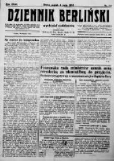 Dziennik Berliński. 1923 R.27 nr101