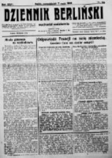 Dziennik Berliński. 1923 R.27 nr103