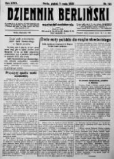 Dziennik Berliński. 1923 R.27 nr106