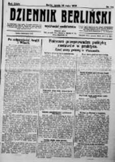Dziennik Berliński. 1923 R.27 nr110