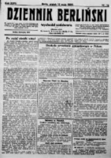 Dziennik Berliński. 1923 R.27 nr112