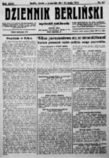Dziennik Berliński. 1923 R.27 nr121