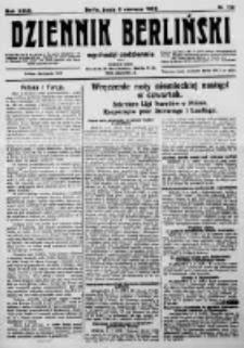 Dziennik Berliński. 1923 R.27 nr126
