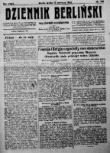 Dziennik Berliński. 1923 R.27 nr132