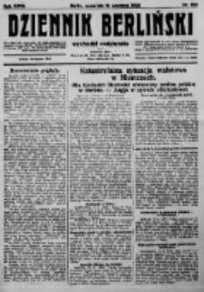 Dziennik Berliński. 1923 R.27 nr133