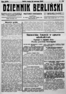 Dziennik Berliński. 1923 R.27 nr138