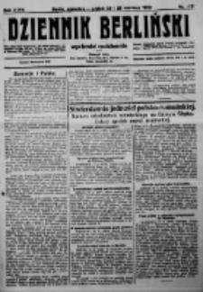 Dziennik Berliński. 1923 R.27 nr145