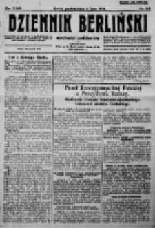 Dziennik Berliński. 1923 R.27 nr147