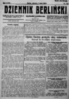 Dziennik Berliński. 1923 R.27 nr148