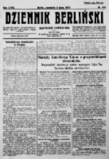 Dziennik Berliński. 1923 R.27 nr150