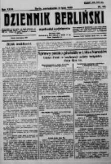 Dziennik Berliński. 1923 R.27 nr153