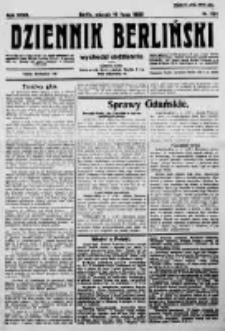 Dziennik Berliński. 1923 R.27 nr154