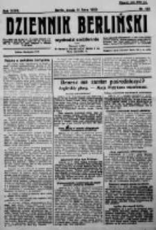 Dziennik Berliński. 1923 R.27 nr155