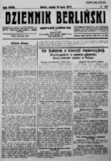 Dziennik Berliński. 1923 R.27 nr157