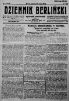 Dziennik Berliński. 1923 R.27 nr160