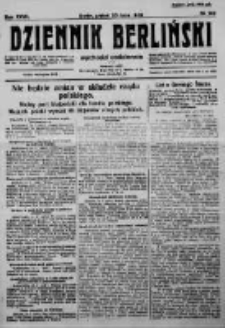 Dziennik Berliński. 1923 R.27 nr163