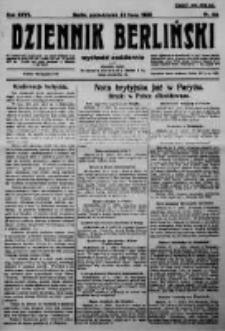 Dziennik Berliński. 1923 R.27 nr165