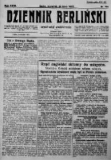 Dziennik Berliński. 1923 R.27 nr168