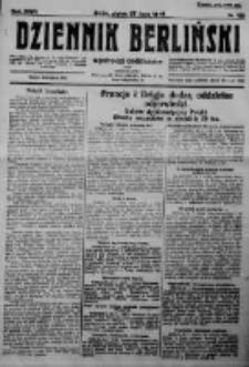 Dziennik Berliński. 1923 R.27 nr169