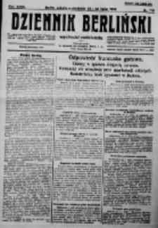 Dziennik Berliński. 1923 R.27 nr170