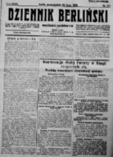 Dziennik Berliński. 1923 R.27 nr171