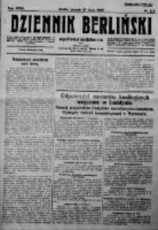 Dziennik Berliński. 1923 R.27 nr172