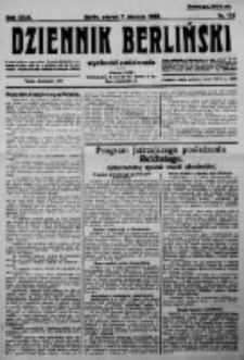 Dziennik Berliński. 1923 R.27 nr178