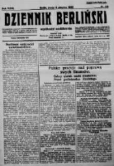 Dziennik Berliński. 1923 R.27 nr179