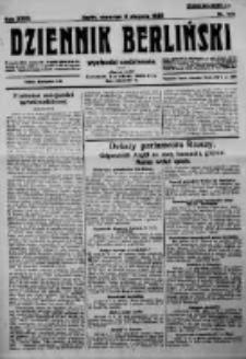 Dziennik Berliński. 1923 R.27 nr180