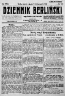 Dziennik Berliński. 1923 R.27 nr182