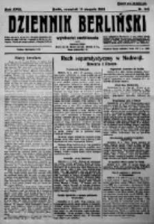 Dziennik Berliński. 1923 R.27 nr183