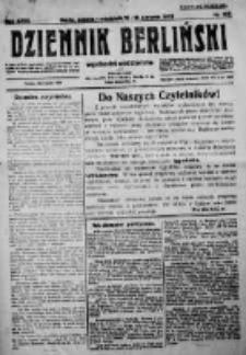 Dziennik Berliński. 1923 R.27 nr185