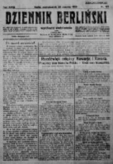 Dziennik Berliński. 1923 R.27 nr186