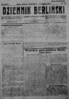 Dziennik Berliński. 1923 R.27 nr187