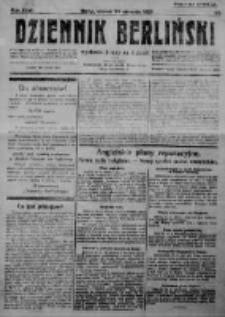 Dziennik Berliński. 1923 R.27 nr188