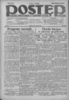 Postęp: dziennik chrześcijański i narodowy: wychodzi w Poznaniu 1925.12.04 R.36 Nr281