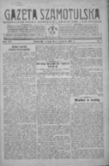 Gazeta Szamotulska: niezależne pismo narodowe, społeczne i polityczne 1937.01.05 R.16 Nr1