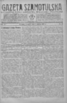 Gazeta Szamotulska: niezależne pismo narodowe, społeczne i polityczne 1937.04.01 R.16 Nr37