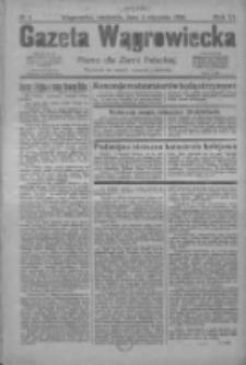 Gazeta Wągrowiecka: pismo dla ziemi pałuckiej 1926.01.03 R.6 Nr1